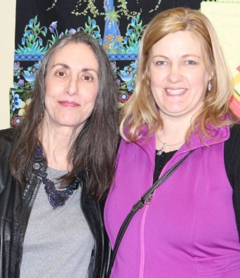January 21, 2014 With Kat West at the Kingston Quilt Shop