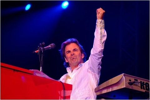 Jonathan Cain from the rock band, Journey